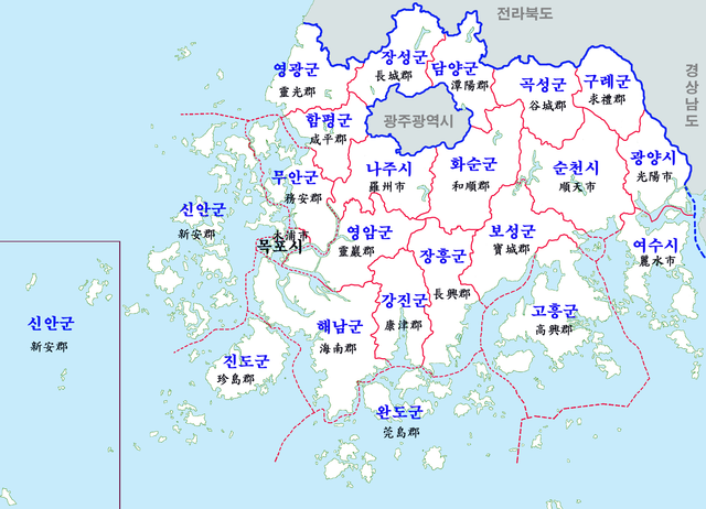 Jeonnam-map.png